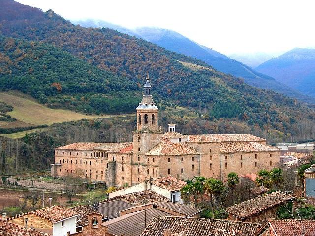 monasterio san millan suso rioja
