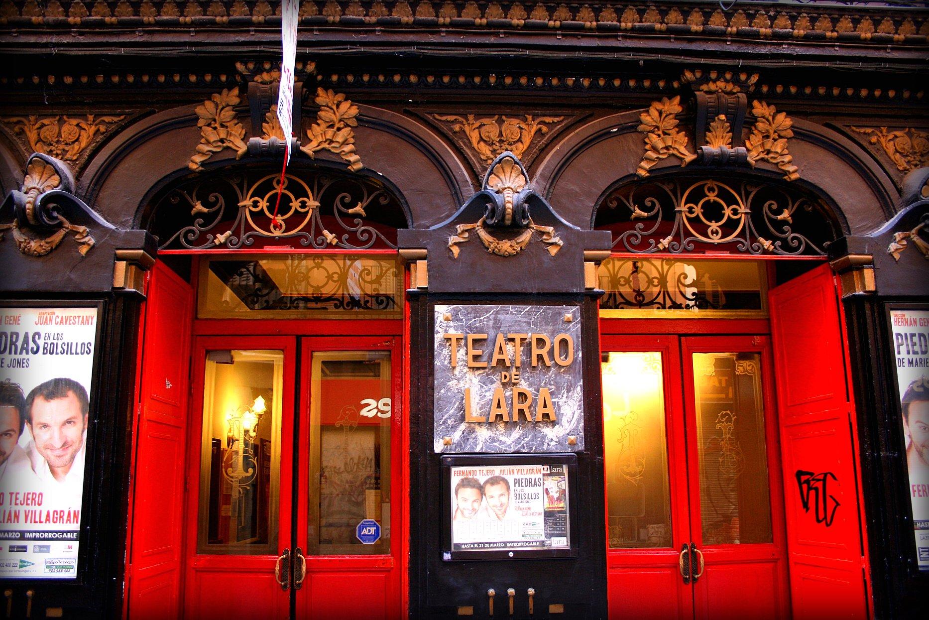 teatro lara madrid