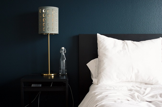 habitacion hotel cama