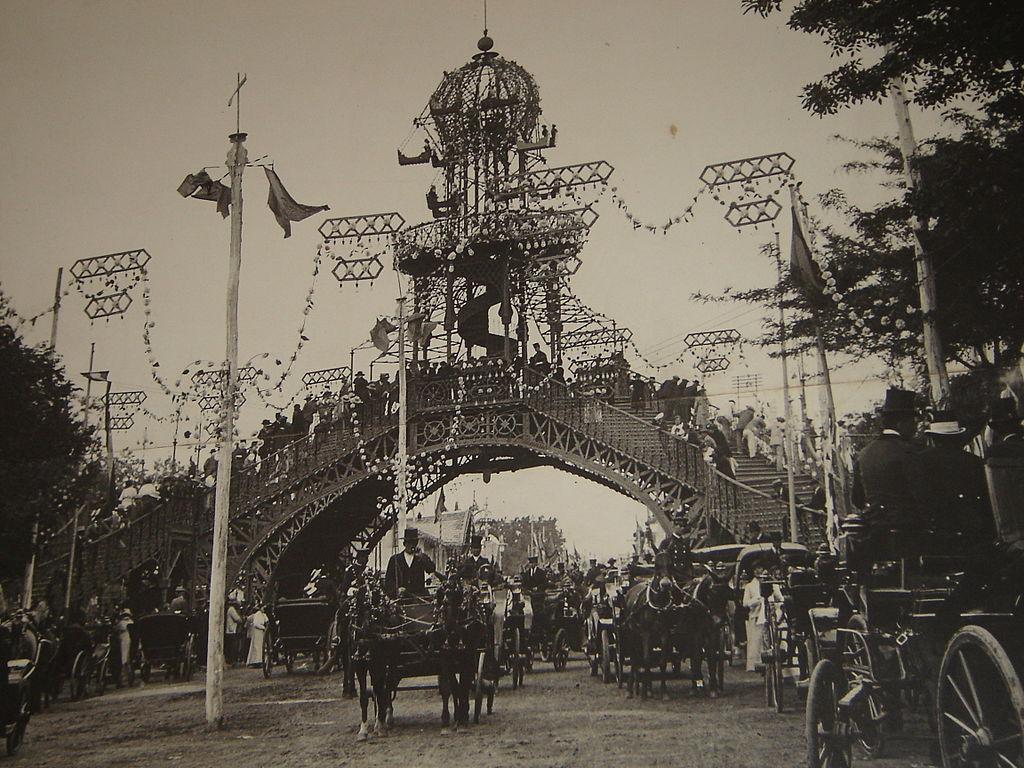 Feria de Abril 1900
