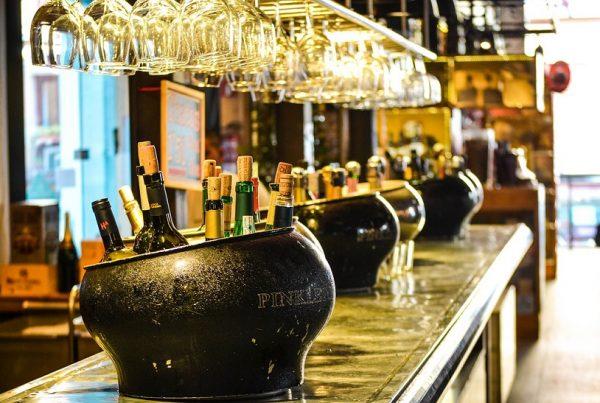 barra bar copas