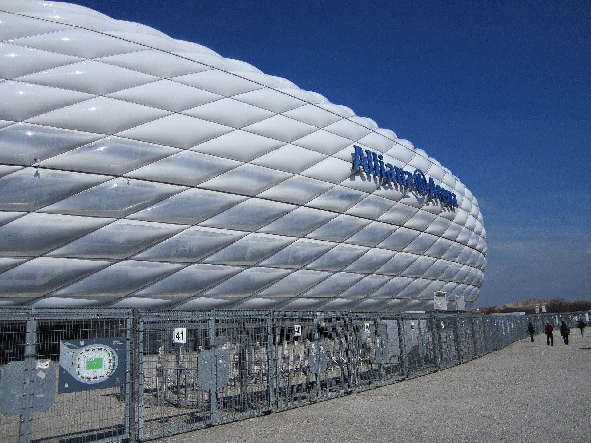 estadio allianz arena munich
