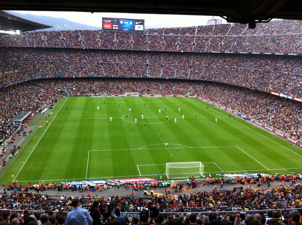 estadio camp nou barcelona