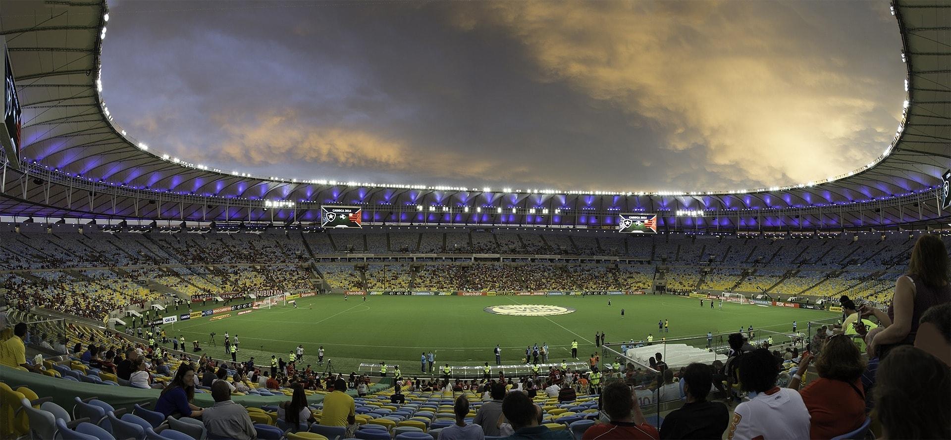 estadio maracana futbol