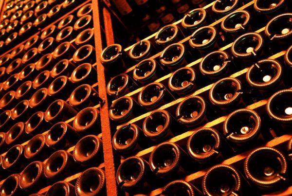 tipos de botellas de vino
