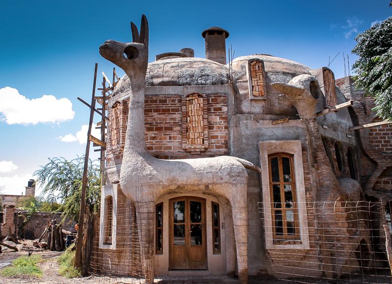 arquitectura singular cafayate