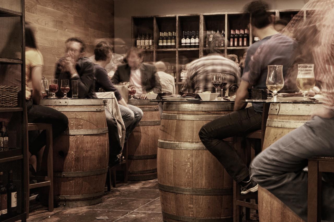 bares tapas vinos
