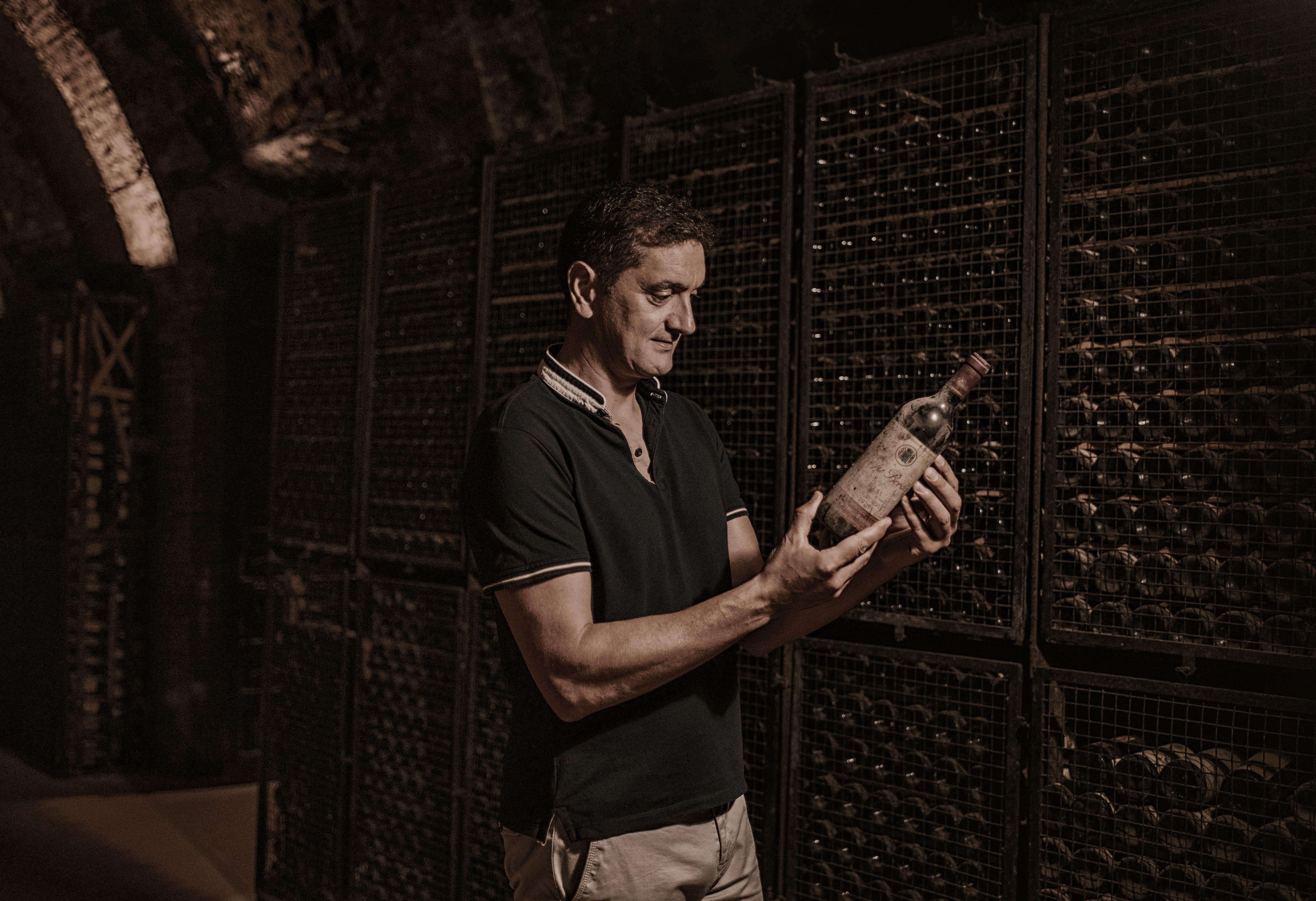 Añadas históricas de vinos de Rioja