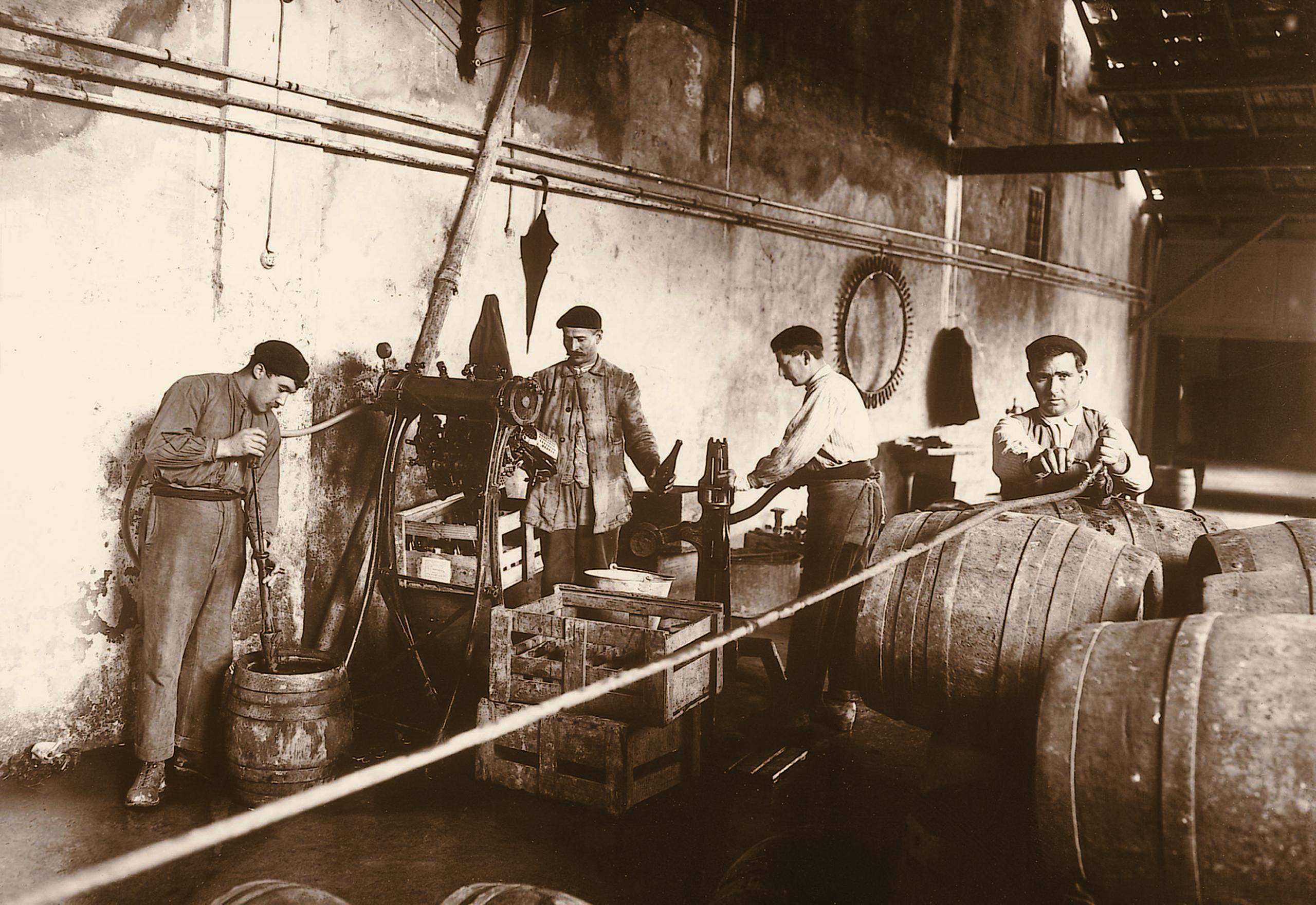Bodegas centenarias de La Rioja