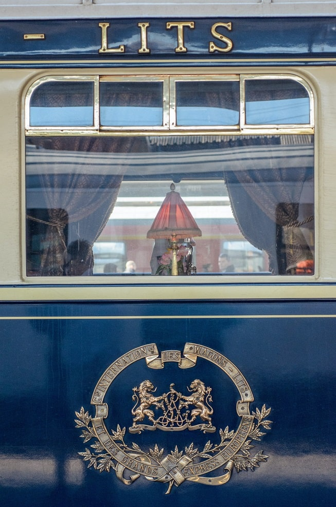 tren oriente express